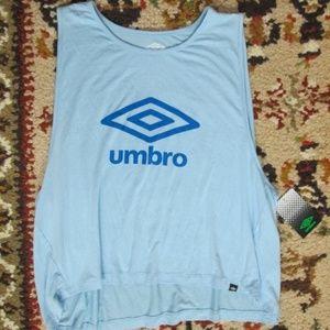 XXL Umbro Tank Top Shirt NWT